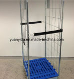 2 측 Foldable 깔판 롤 콘테이너