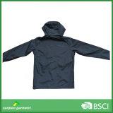Куртка Windbreaker Eco содружественная Unisex с капюшоном