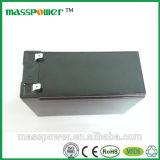 Перезаряжаемые электропитание блока батарей 12V 60ah лития