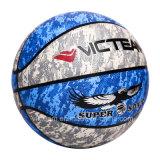 PVC昇進の薄板にされたバスケットボールの球の販売