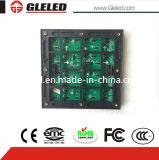 Visualización de LED al aire libre del mensaje del color verde del alto brillo