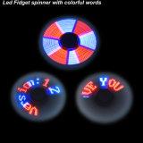 Haute qualité et meilleur prix LED Hand Spinner Factory