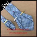 最新のファッションの贅沢な絹は7つのフォールドのネクタイを印刷した