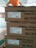 2つのバーナーのガスこんろの家庭電化製品(JZS2201A)