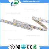 Indicatore luminoso di striscia flessibile Non-Impermeabile del LED SMD5050 RGBW con Ce&RoHS