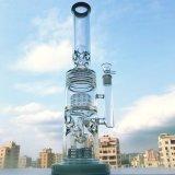 도매 Stright 관 기름 한덩어리 의장 Recyclers 유리제 수관, 주식에 있는 제조 비커 유리제 연기가 나는 관