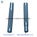 CNC подвергая ключ механической обработке Alumimium с ручкой Knurling
