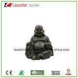 홈과 정원 훈장을%s Fengshui를 서 있기를 가진 Polyresin 행복한 Buddha 동상