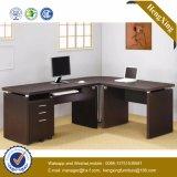 현대 나무로 되는 사무실 책상 멜라민 사무용 가구 (HX-FCD068)