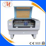 安定したレーザー(JM-1080T-CCD)が付いている二重有効なレーザーCutting&Engraving機械
