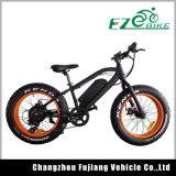 """20 """"セリウムが付いている小型脂肪質のタイヤの電気バイク"""
