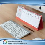 Calendrier de bureau créateur pour le cadeau de décoration de fourniture de bureau (xc-stc-018A)