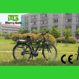 Bici eléctrica fuerte del motor 250W del eje del estilo del hombre para la venta
