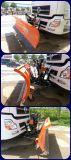 중국 새로운 Dongfeng 9m3 눈 발동기 수도 펌프 유조 트럭