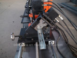 Máquina anterior del rodillo ligero del acero C U de Kxd