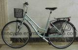 [700ك] [نإكسوس] مشتركة 7 سرعة كلاسيكيّة بنات درّاجة مع سلة [دوتش] [أما] درّاجة مدينة درّاجة