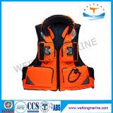 Тельняшки работы безопасности спасательного жилета пены Solas Lifejacket морской раздувной для взрослого/малыша