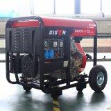 Cer des Bison-(China) BS7500dce (H) 6kw 6kVA bescheinigte generator-Schweißgerät der 1 Jahr-Garantie-kleines MOQ Diesel