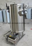 Máquina sanitaria del esterilizador de la leche de Uht