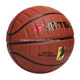 Zusammengesetzte PU-lederne spezielle eindeutige Basketbälle