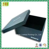 Rectángulo de regalo de papel rígido con la impresión de Custome