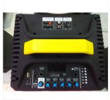 Altofalante recarregável portátil de Feiyang Bluetooth com 2 freqüências ultraelevadas Mic--Qx-1014