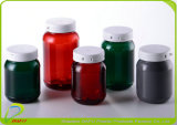Medicina para mascotas Botella de plástico con tapa rasgadora