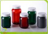 بلاستيكيّة منتوج [200مل] محبوبة الطبّ زجاجة بلاستيكيّة مع نقف أعلى غطاء