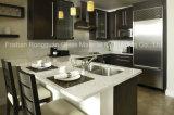 Partie supérieure du comptoir pour la cuisine et la salle de bains faites en pierre de quartz (QG101)