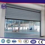工場顧客用広く利用された最もよい価格の高速ローラーのドア