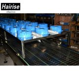 Edelstahl-Latte-Kettenförderanlagen-Förderanlagen-System