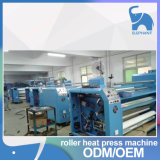 Fábrica de venda direta Roller Heat Press Machine para Textile