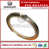 Long alliage recuit par Ni60cr15 de bande de la vie active Nicr60/15 de constructeur de la Chine