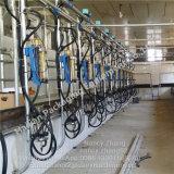 Fishbone Melkende Woonkamer met de Meter van de Melk van de Stroom en het Automatische Vlekkenmiddel van de Cluster
