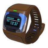 Gesunde Sorgfalt-intelligente Uhr mit 1.54 Zoll-Noten-Bildschirmanzeige u. Doppelbändern Bluetooth u. IP54