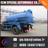 Vrachtwagen van de Pomp van de Riolering van Dlk van Dongfeng de Vacuüm op Verkoop