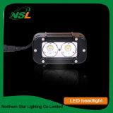 표시등 막대 LED Offroad 차량 10W 크리 사람 LED 표시등 막대 단 하나 줄