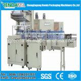 Il PLC gestisce la macchina automatica di imballaggio con involucro termocontrattile di calore