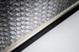 H13 el aire HEPA de filtro Profundo-Plisa el filtro de HEPA