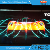 Serie video viva de la talla P4 LED de la visualización grande de la etapa para vender