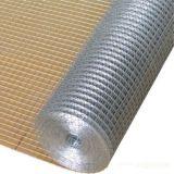 Acoplamiento de alambre soldado cubierto Galvanized/PVC