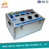 Calibrador térmico eletrônico do relé