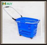 Panier en plastique Mjy-Tr09 de roulis