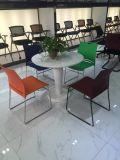 사무실 의자를 식사하는 최신 판매 플라스틱 의자