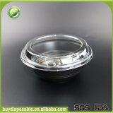 다른 크기 Microwavable 처분할 수 있는 플라스틱 음식 콘테이너