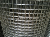 Het gelaste die Netwerk van de Draad van de Gegalvaniseerde, Draad van pvc of van het Roestvrij staal wordt gemaakt