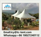De aangepaste Tent van de Pagode van pvc Gazebo van het Aluminium voor de Partij van het Huwelijk van de Gebeurtenis