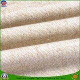 Tissu imperméable à l'eau tissé à la maison franc imperméable à l'eau de polyester de tissu de textile s'assemblant le tissu d'arrêt total pour le rideau et le sofa