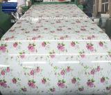 Heller Oberflächenring des druck-PPGI/Schönheits-Blumen-Druck-Stahlring