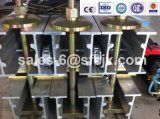高品質のコンベヤーベルト共同加硫機械、機械を改めるゴム・ベルト